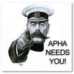 APHA Needs You