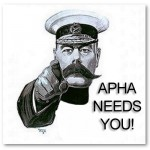 APHA Needs You